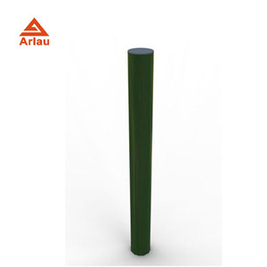 factory wholesale antique ISO9001 steel barrier road parking barriers outdoor safety bollard