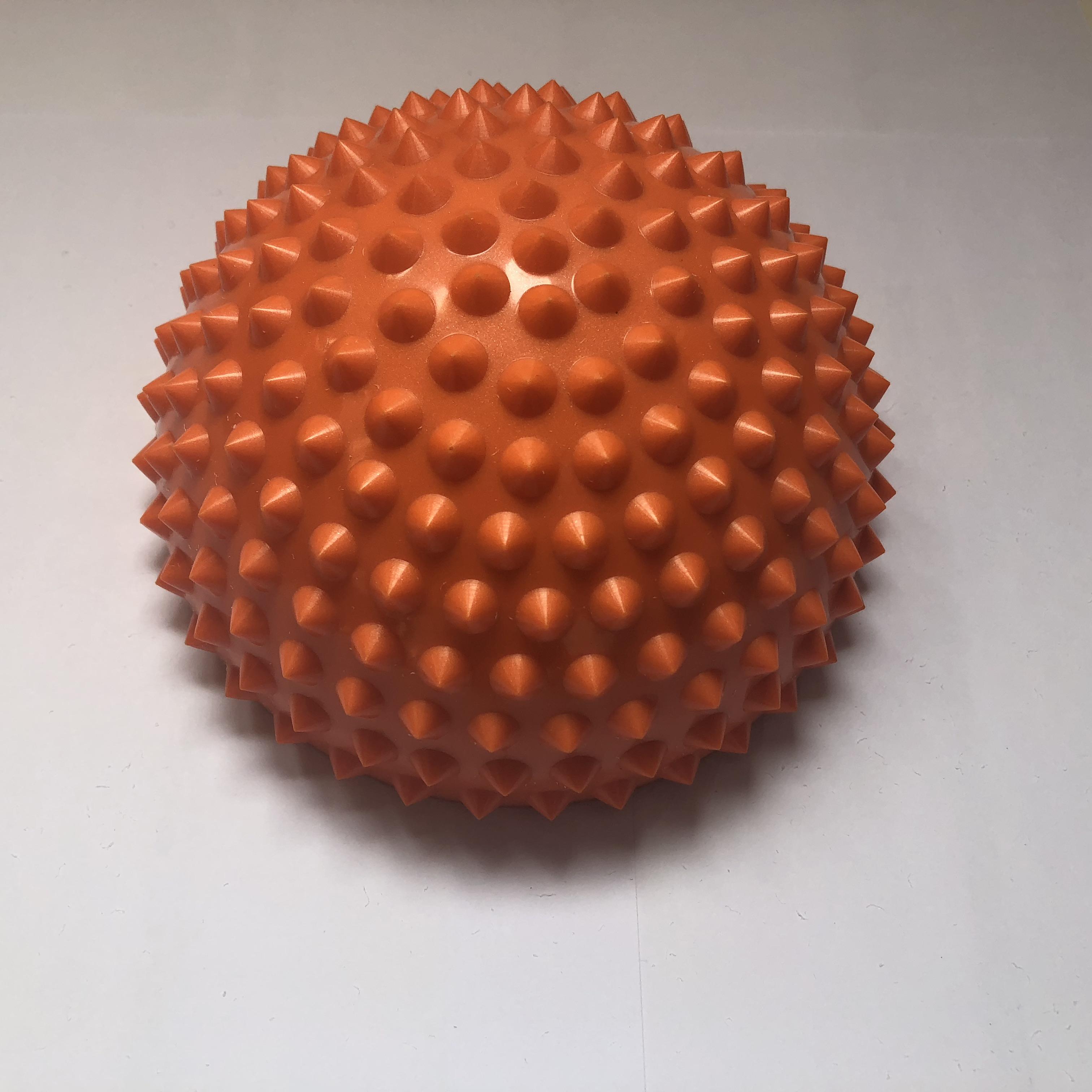 Yoga Fitness Muscle Therapy Massager Semi Massage Ball, Customized