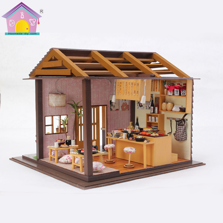 Remarkable Factory Price With Light Diy Wooden Miniature Houses Mini Shop Buy Miniature Houses Mini Shop Product On Alibaba Com Download Free Architecture Designs Scobabritishbridgeorg