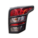 Tail Light Cover For Mitsubishi Triton L200 2015 2016 2017 ABS Matte Black Rear Light Cover