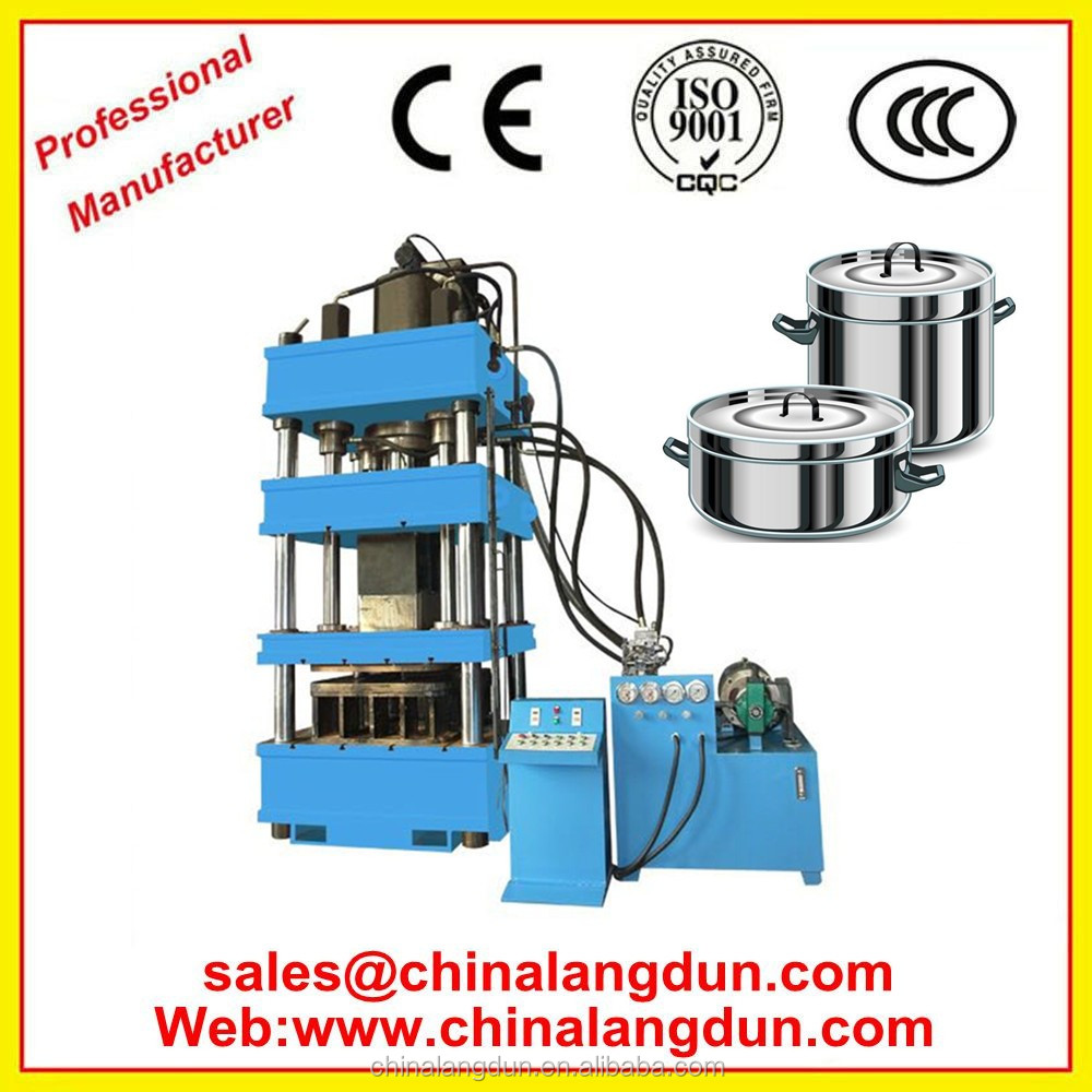 OEM to India,USA,Philippines, Turkey as require plate 4-column hydraulic deep drawing press