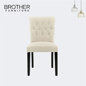 Wholesale restaurant multi colors fashion fabric dining chairs