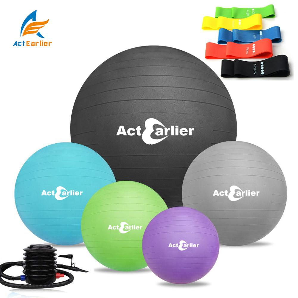 Actearlier <strong>yoga</strong> <strong>ball</strong> antiburst birth <strong>ball</strong> Exercise balance <strong>Ball</strong>