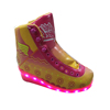 Angel LED flashing Juguetes patines soy luna for kids