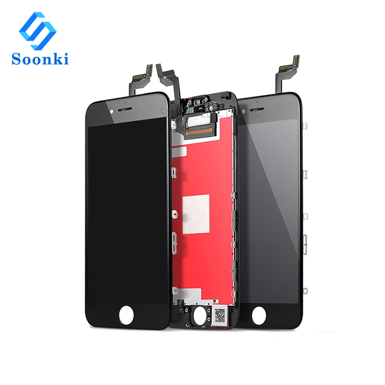 Preço barato do telefone móvel 6 S display lcd para iphone display lcd 5,5 C, 5S, 6,7,8