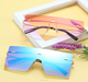 2017 18076 big Conjoined lenses fashionable sunglasses,sun glasses uv400africa pc spectacles,top grade cool usa europe sunshades