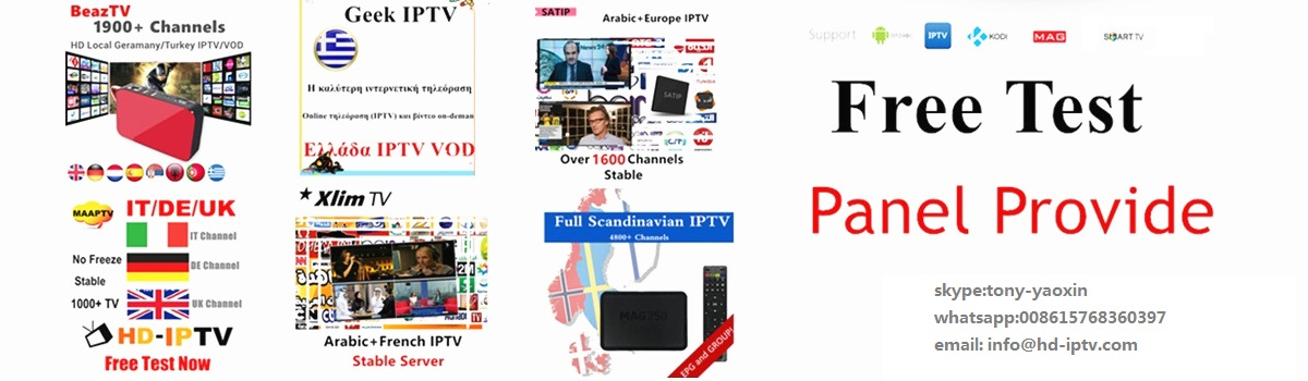 Italy iptv subscription Uk Germany package m3u iptv streaming hot tv box free test