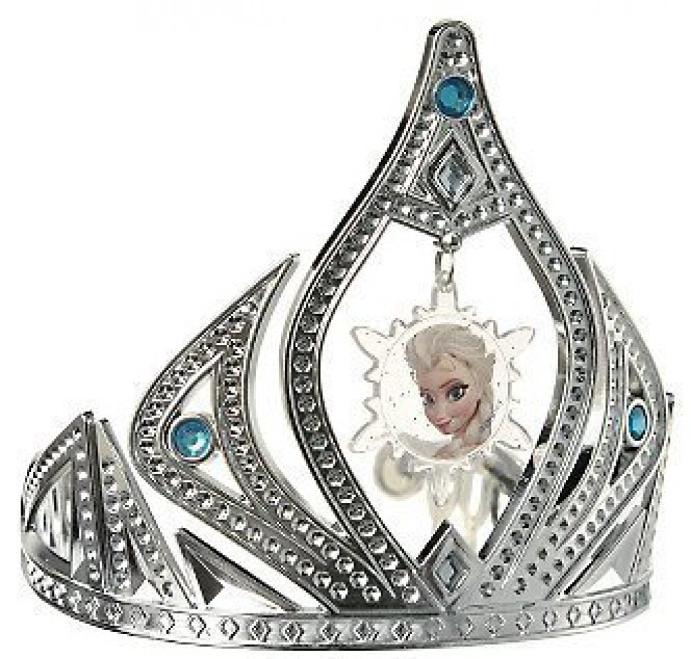 Elsa Frozen Costume Tiara - 2014 Limited Edition Halloween Tiara - (Officially Licensed Disney Product)