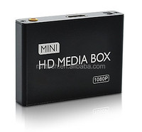 Mini 1080P High-Definition Media Player