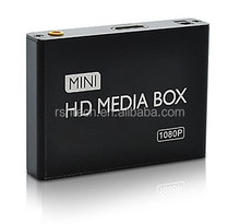 Mini 1080p alta- hd media player