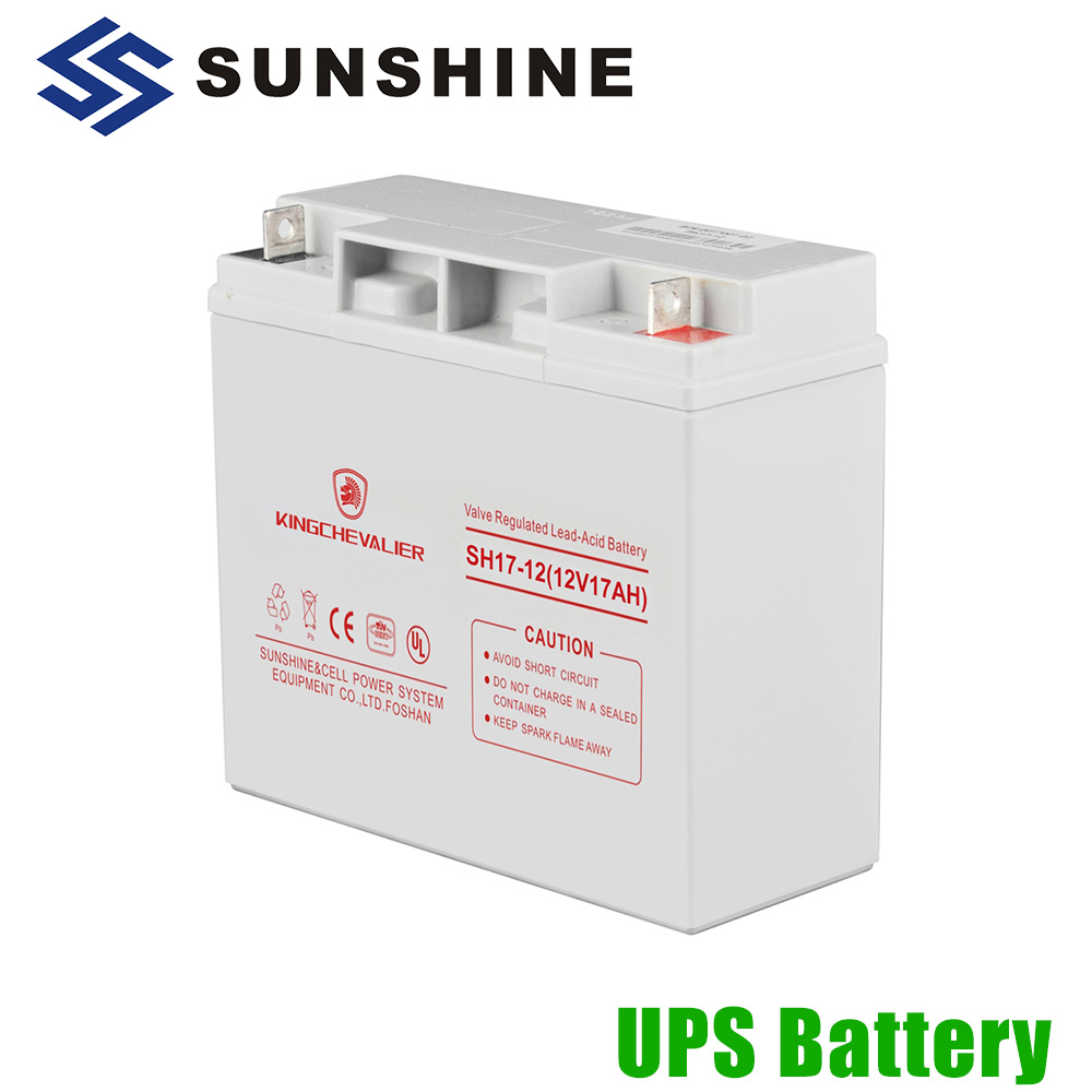 Safe and Easy for Use and Transportation Power Safe N100 12V 18Ah Battery