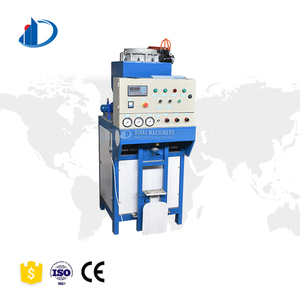 20-50kg Air-blowing Valve Gypsum Powder Packaging Machine Applied in Automatic Gypsum Powder Plant
