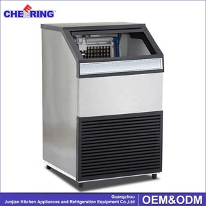 Commercial snow ice maker machine