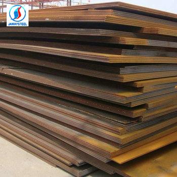 Hot Rolled Corten Steel Sheet Weathering Steel Sheet