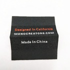 wholesale clothing centerfold garment label