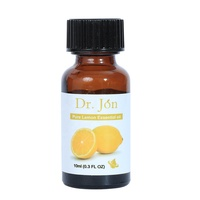 Private Label Pure Natural OEM/ODM Fresh Lemon Fragrance Oil Superior Quality Massage Oil Herbal Lemon Essential Oil