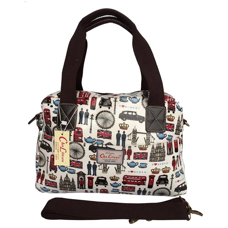 Get Quotations Woman Bags 2017 Handbag Famous Brand Designer Women Shoulder Fl Print Handbags Casual Bag Las Vintage
