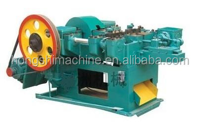 nails making machine manufacturer machine to make steel nails
