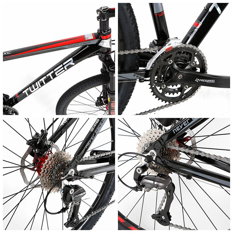 2019 Chinese New Aluminum Alloy Frame Mountain Bicycle/Mountainbike 29 for Adult