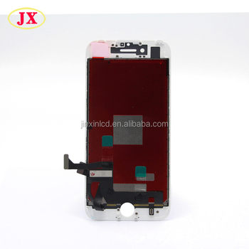 [Jinxin] free shipping Digitizer assembly lcd for iphone 7, Front lcd for iPhone 7 replacement black color