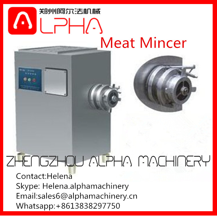 Elictric mince meat machine meat chopper machine meat grinder