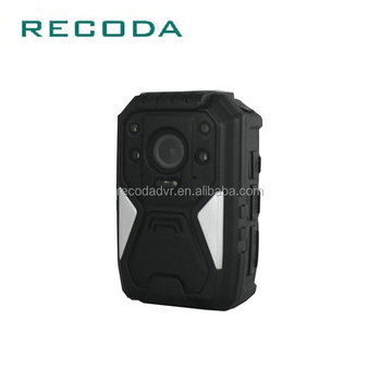 Newest Wide view 32 Megapixel 1440P SUPER HD 4G GPS wifi police body worn camera