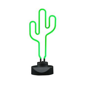 Cactus Neon Lampe Led Lumiere Signe Buy Lampe Neon Cactus Neon
