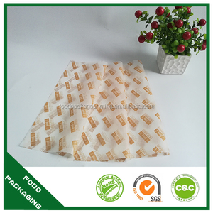 Factory made bread wrapping paper ,oil proof bread wrapping paper