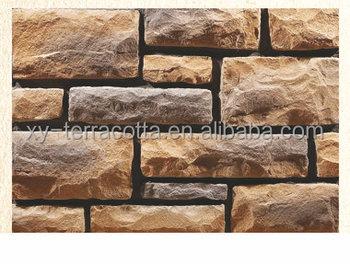 rock face stone wall facing stone river rock stone wall cladding