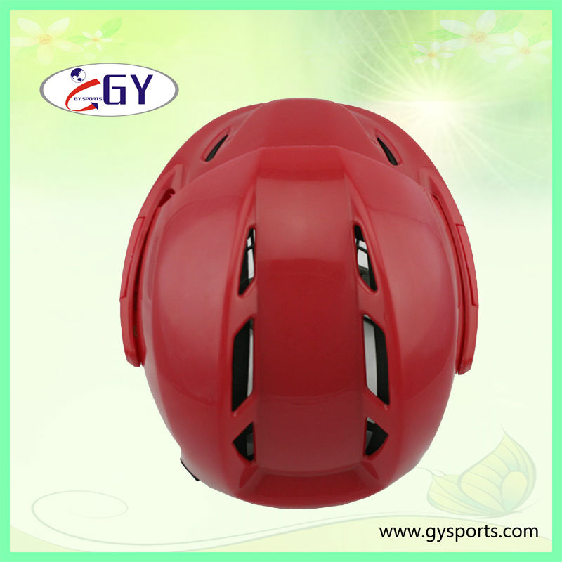 full face safety ice hockey time trial helmet specifications CE