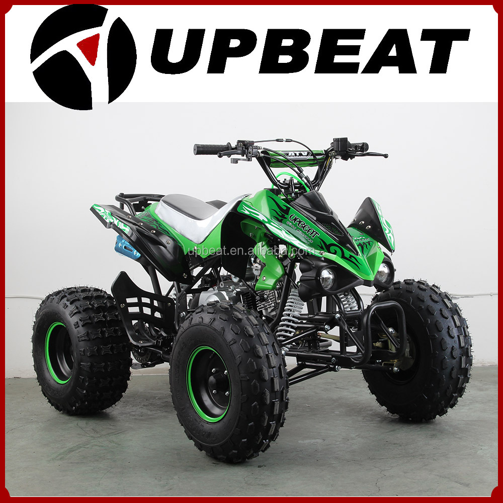 Upbeat 110cc/125cc four wheel ATV quad,four stroke quad bike