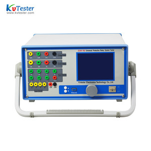 Multifunction process three phase relay protection calibrator
