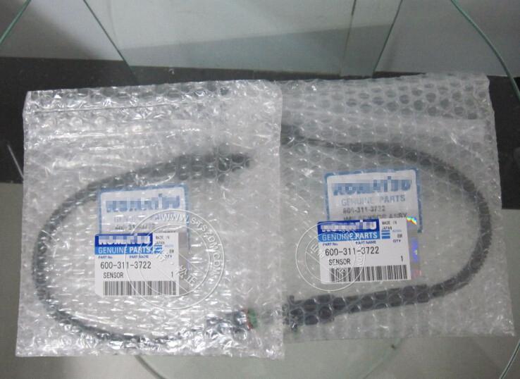 600-311-3722 Sensor For Pc300-8 Hydraulic Excavator