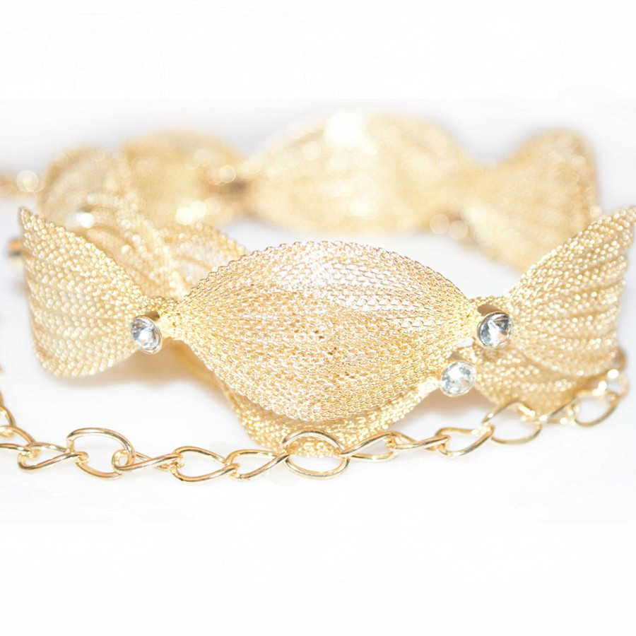 a59088082910f 2015 Luxury brand design women gold metal mesh belt lady thin Waist belt  Bride fashion wedding