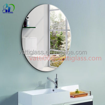 3d design decorative mirror wall mirror for bathroom wall mirror - Decorative Mirror Manufacturers