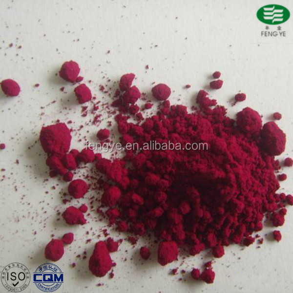 PIGMENT FOR POWDER COATING RED BY 101 MAROON RED
