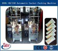 Honey Stick Sachet Shaped Stick Filling Sealing Machine