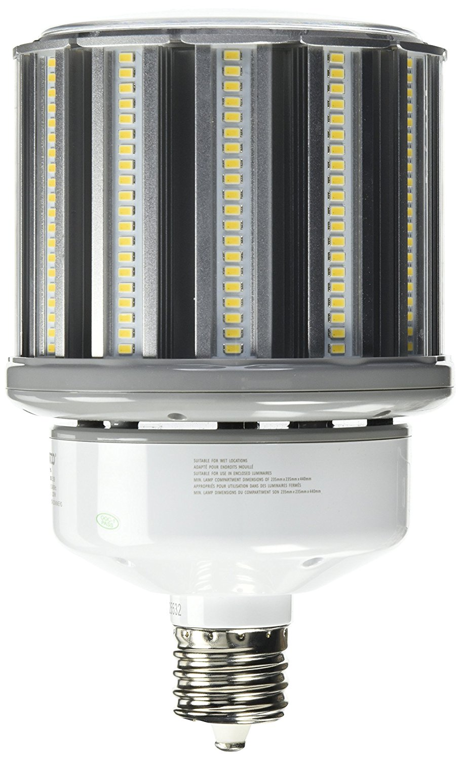Satco S9396 5000K Mogul Extended Base 100-277V 100W LED HID Replacement