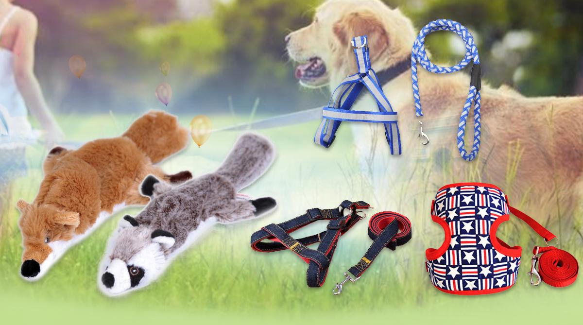 Shanghai Yayuan Industry & Trade Co , Ltd  - Plush Toys, Pet