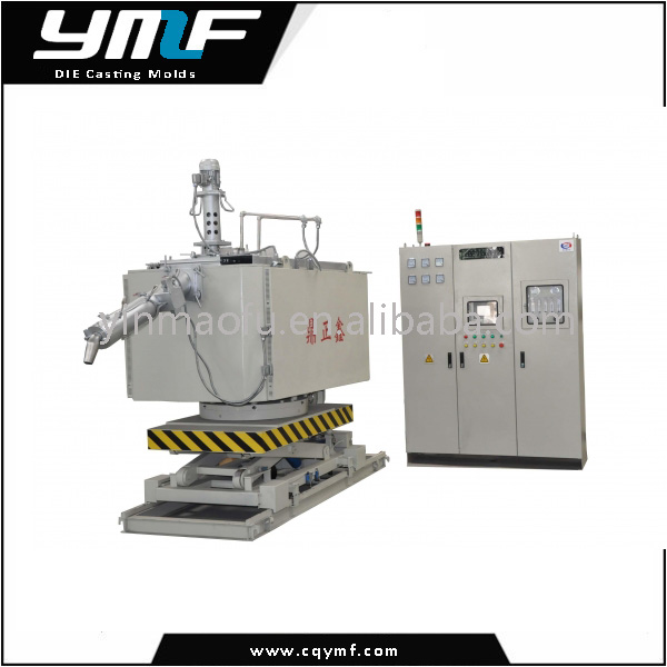 Magnesium Alloy Die Casting Furnace Cold Chamber Die casting Machine