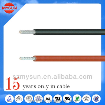 Ul 20awg Fep Lead Cable Shield Wire Ul1332 Electric Wire Color Code ...