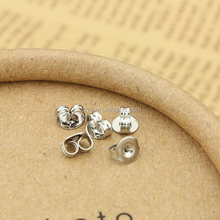 S784 fashon jewelry finding stainless steel earing backs,charm stainless steel earring stud