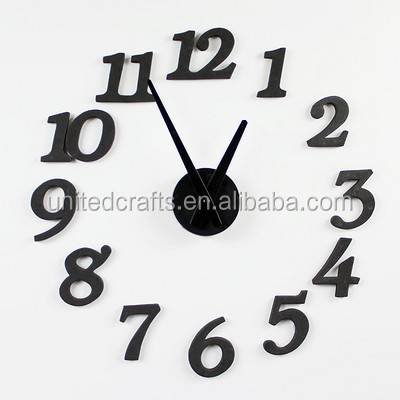 Adhesive Wall Clock, Adhesive Wall Clock Suppliers And Manufacturers At  Alibaba.com Pictures Gallery
