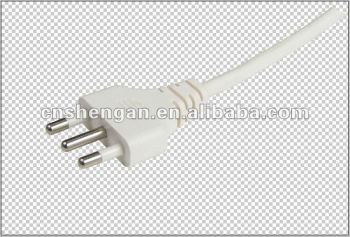 italy electrical power plug,socket,power cable,spine elettriche