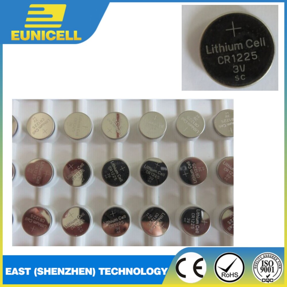 China Cr1225 Manufacturers And Suppliers On Cr2332 3v Coin Cell Battery Lithium Button Batteries For Electronic