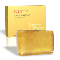 Glycerine turmeric soap for pimples anti aging skin Herbal Soap with Honey and Collagen - Premium Quality flower soap