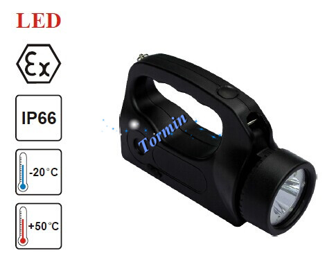 multi-purpose rechargeable torch light explosion protection mightylights
