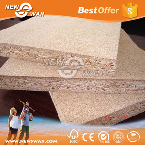 Particle board plant / 16mm chipboard supplier