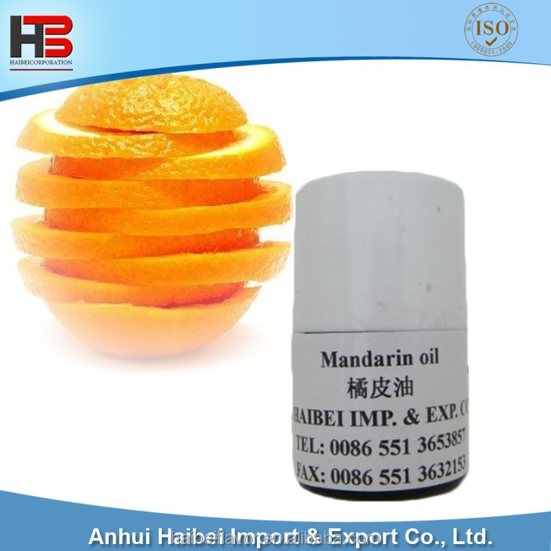 High quality&best price for Mandarin essential oil