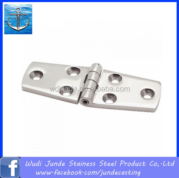 stainless steel marine hardware butt hinge
